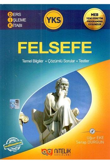 Nitelik Yayinlari YKS Felsefe Ders Isleme Kitabi