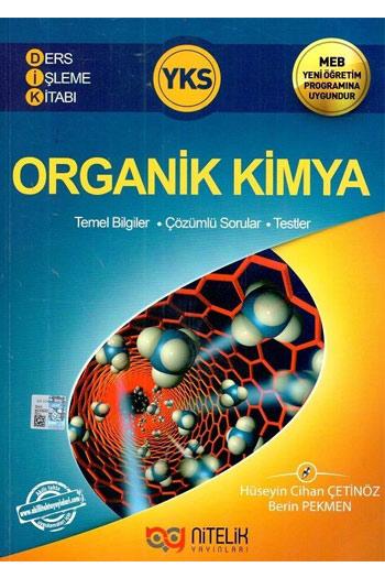 Nitelik Yayinlari YKS Organik Kimya Ders Isleme Kitabi
