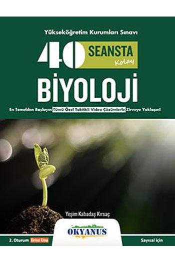 Okyanus Yayinlari YKS 2. Oturum 40 Seansta Biyoloji 1. Kitap