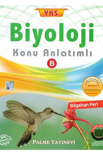 Palme Yayinlari YKS Biyoloji Konu Anlatimli B