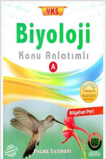 Palme Yayinlari YKS Biyoloji Konu Anlatimli A Kitabi