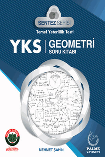 Palme Yayinlari YKS Geometri Soru Kitabi Sentez Serisi