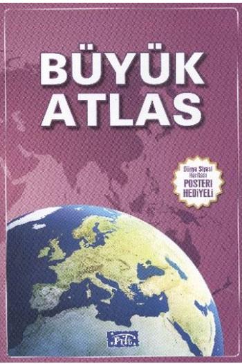 Parilti Yayincilik Büyük Atlas