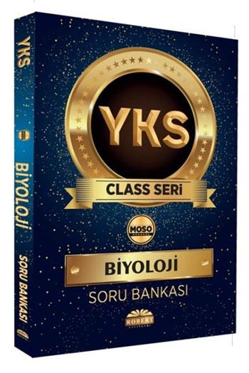 Robert Yayinlari YKS Class Serisi Biyoloji Soru Bankasi