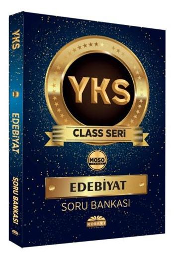 Robert Yayinlari YKS Class Serisi Edebiyat Soru Bankasi