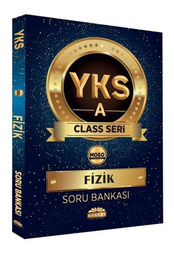 Robert Yayinlari YKS Class Serisi Fizik A Soru Bankasi