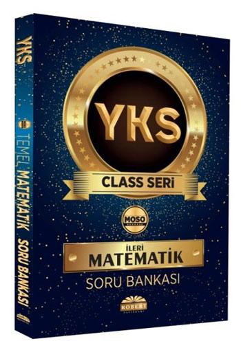 Robert Yayinlari YKS Class Serisi Ileri Matematik Soru Bankasi