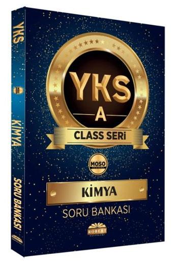 Robert Yayinlari YKS Class Serisi Kimya A Soru Bankasi