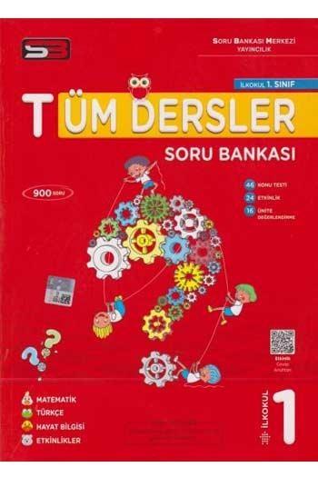 SBM Yayinlari 1. Sinif Tüm Dersler Soru Bankasi