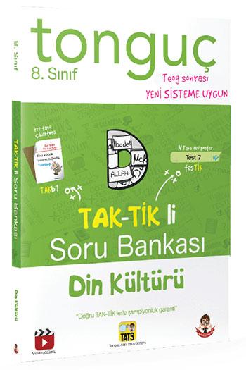 Tonguç Akademi 8. Sinif Din Kültürü Taktikli Soru Bankasi