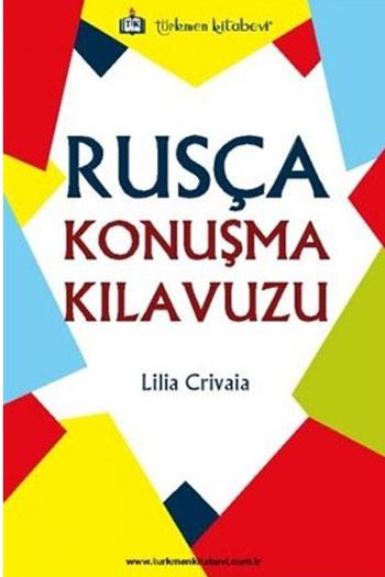 Türkmen Kitabevi Rusça Konusma Kilavuzu