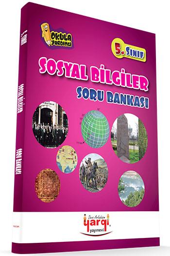 Yargi Ders Arkadasim 5. Sinif Sosyal Bilgiler Soru Bankasi