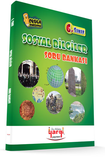Yargi Ders Arkadasim 6. Sinif Sosyal Bilgiler Soru Bankasi
