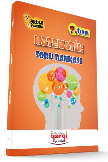 Yargi Ders Arkadasim 7. Sinif Matematik Soru Bankasi