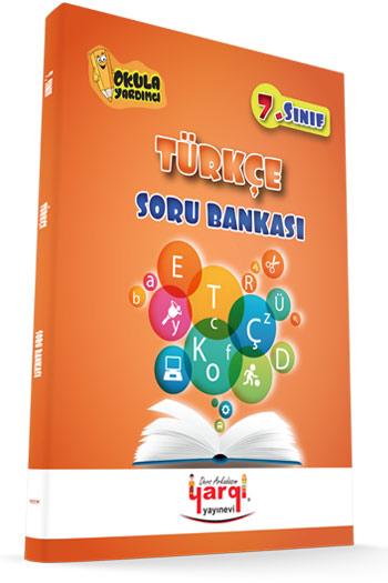 Yargi Ders Arkadasim 7. Sinif Türkçe Soru Bankasi