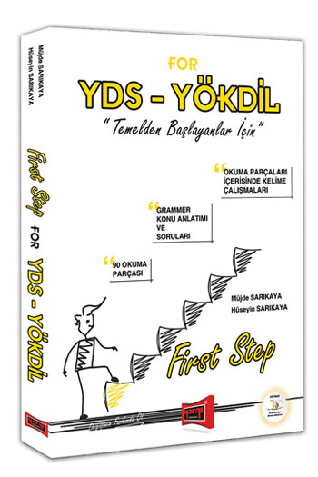 Yargi Yayinlari FIRST STEP for YDS - YÖKDIL 2. Baski