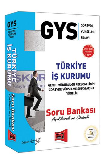 Yargi Yayinlari GYS Türkiye Is Kurumu Açiklamali ve Çözümlü Soru Bankasi