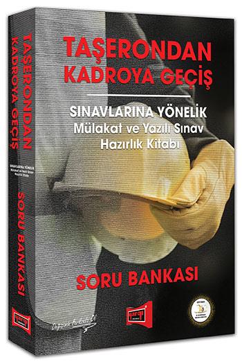 Yargi Yayinlari Taserondan Kadroya Geçis Sinavlarina Yönelik Mülakat ve Yazili Sinav Hazirlik Kitabi Soru Bankasi