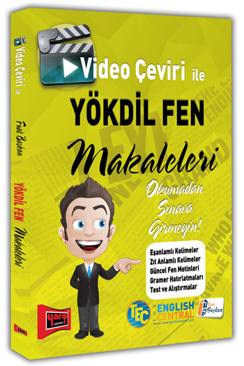 Yargi Yayinlari Video Çeviri Ile YÖKDIL FEN Makaleleri