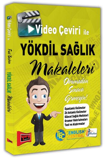 Yargi Yayinlari Video Çeviri Ile YÖKDIL SAGLIK Makaleleri