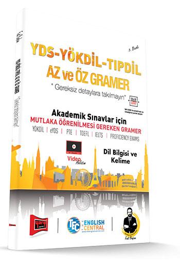 Yargi Yayinlari YDS - YÖKDIL - TIPDIL Altin Seri AZ ve ÖZ Gramer 3. Baski