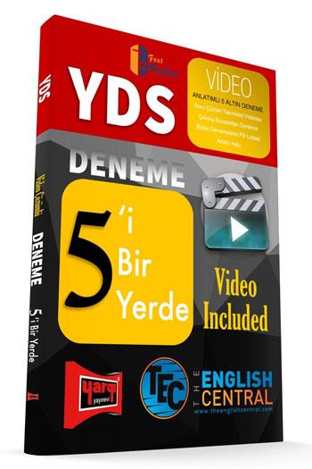 Yargi Yayinlari YDS 5'i Bir Yerde Deneme Video Included