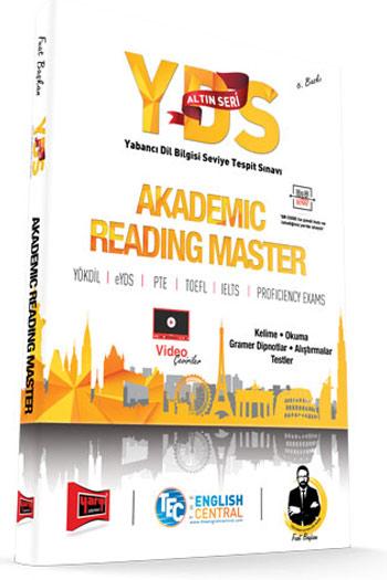 Yargi Yayinlari YDS Altin Seri Akademic Reading Master 6. Baski
