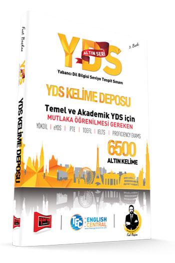 Yargi Yayinlari YDS Altin Seri Kelime Deposu 6500 Altin Kelime 3. Baski
