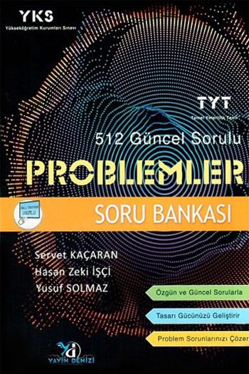 Yayin Denizi Yayinlari YKS 1. Oturum TYT 512 Güncel Sorulu Problemler Soru Bankasi
