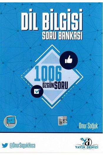 Yayin Denizi Yayinlari Dil Bilgisi 1006 Özgün Soru Bankasi