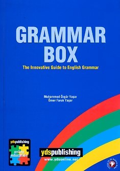 Ydspublishing Yayinlari YDS Grammar (Grammar Box)