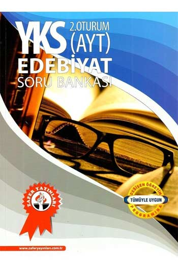 Zafer Yayinlari YKS 2. Oturum AYT Edebiyat Soru Bankasi