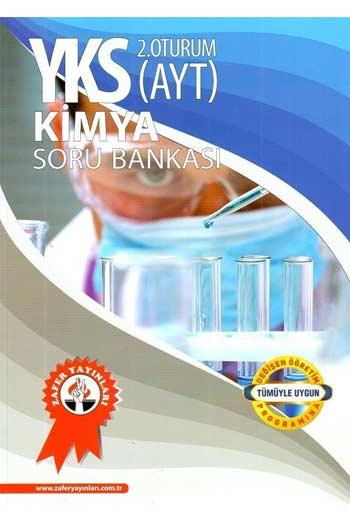 Zafer Yayinlari YKS 2. Oturum AYT Kimya Soru Bankasi