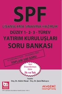 Akademi Yayinlari SPF Lisanslama Sinavlarina Hazirlik Düzey 1 2 3 Türev Yatirim Kuruluslari Soru Bankasi