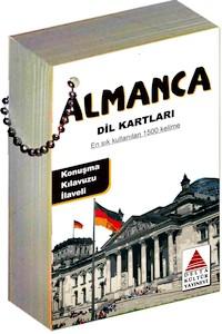 Delta Kültür Yayinlari Almanca Dil Kartlari