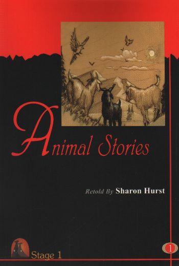 Animal Stories Stage 1 Cdli Kapadokya Yayinlari