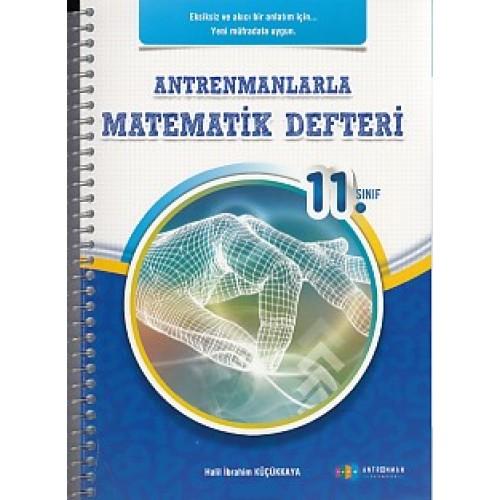 Antrenman Yayinlari Antrenmanlarla Matematik Defteri 11. Sinif