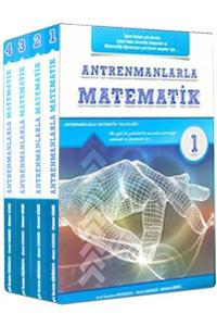 Antrenman Yayinlari Antrenmanlarla Matematik Seti 4 Kitap