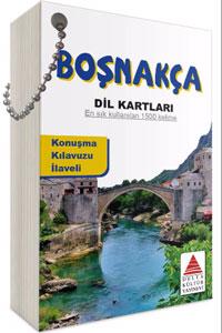 Delta Kültür Yayinlari Bosnakça Dil Kartlari