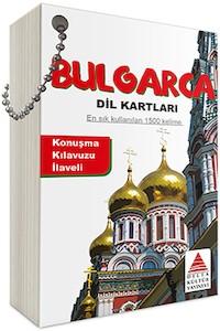 Delta Kültür Yayinlari Bulgarca Dil Kartlari