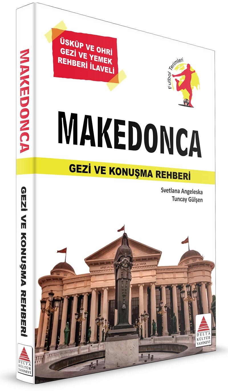 Delta Kültür Yayinlari Makedonca Gezi ve Konusma Rehberi