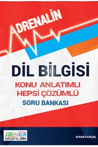 Dil Bilgisi Konu Anlatimli Hepsi Çözümlü Soru Bankasi Adrenalin Yayinlari