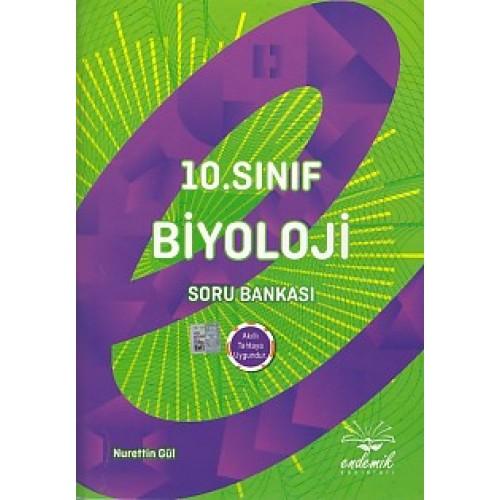 Endemik Yayinlari 10. Sinif Biyoloji Soru Bankasi