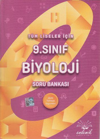 Endemik Yayinlari 9. Sinif Biyoloji Soru Bankasi