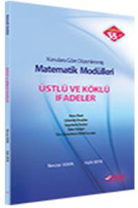 Esen Yayinlari Üstlü ve Köklü Ifadeler Matematik Modülleri