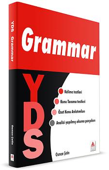 Delta Kültür Yayinlari Grammar Tests For YDS