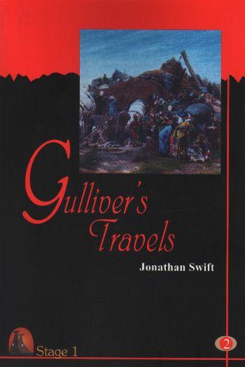 Gulliver's Travels Stage 1 CD li Kapadokya Yayinlari