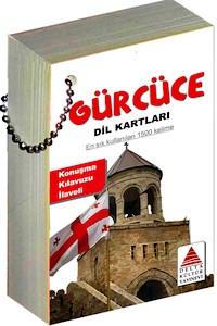 Delta Kültür Yayinlari Gürcüce Dil Kartlari