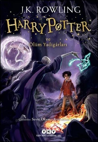 Harry Potter ve Ölüm Yadigarlari 7. Kitap Yapi Kredi Yayinlari