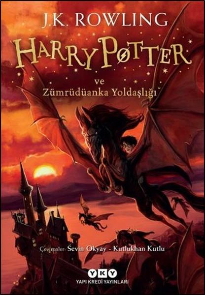 Harry Potter ve Zümrüdüanka Yoldasligi 5.Kitap Yapi Kredi Yayinlari